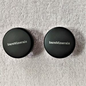 Bareminerals Loose Mineral Eyecolor- Set of 2